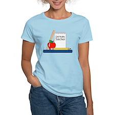 German Teacher (Notebook) T-Shirt