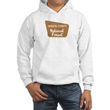 Shasta-Trinity National Forest (Sign) Hoodie