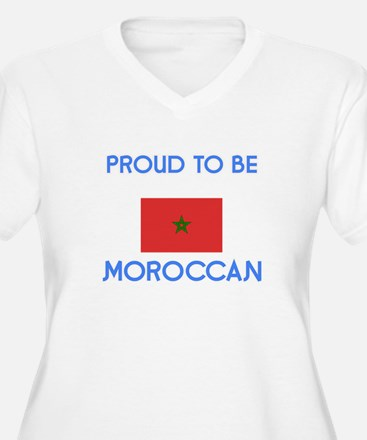 Proud to be Moroccan Plus Size T-Shirt