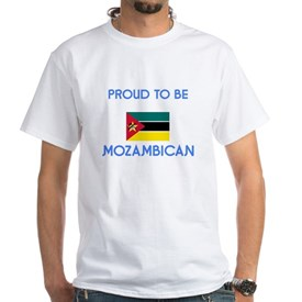Proud to be Mozambican T-Shirt