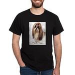 Shih Tzu-2 Dark T-Shirt