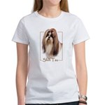 Shih Tzu-2 Women's T-Shirt