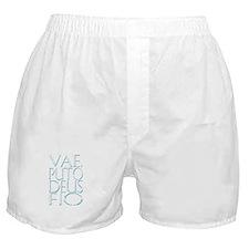 VESPASIAN QUOTE Boxer Shorts