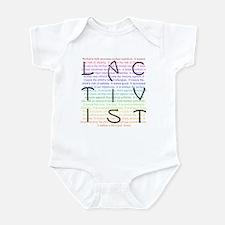 Lactivist Infant Bodysuit