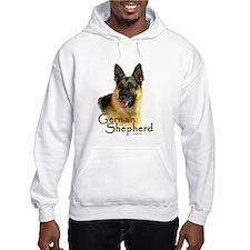 German Shepherd Dog-2 Hoodie