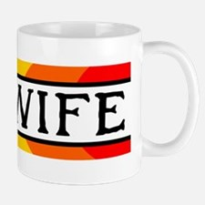Rainbow Midwife Mug