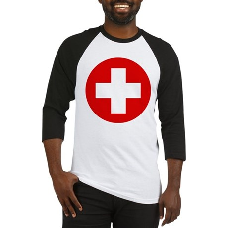 First Aid Kit Baseball Jersey