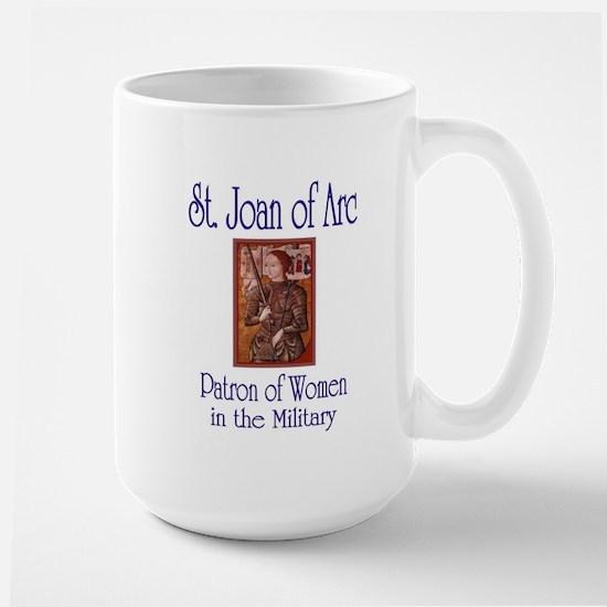 St. Joan of Arc Large Mug