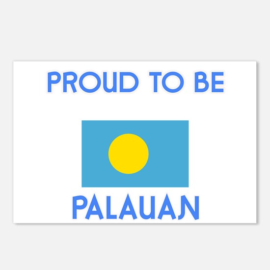 Proud to be Palauan Postcards (Package of 8)