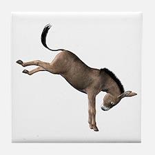 Kicking Donkey Tile Coaster