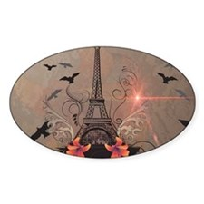 The Eiffel Tower Decal