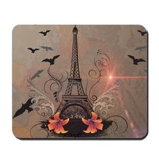 The Eiffel Tower Mousepad