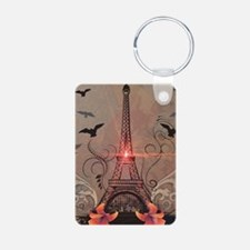 The Eiffel Tower Keychains
