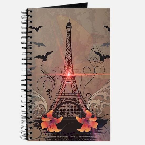 The Eiffel Tower Journal