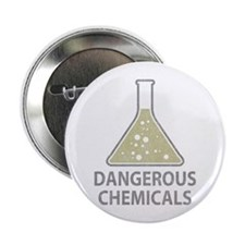 Vintage Chemical Button