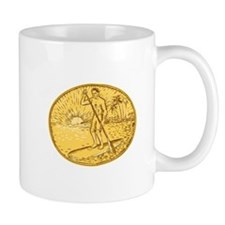 Stand Up Paddle Boarding Surfing Etching Mugs