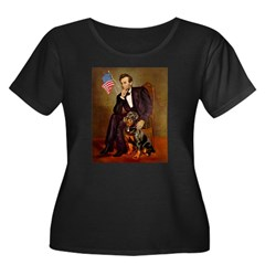 Lincoln's Rottweiler T