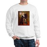 Lincoln's Rottweiler Sweatshirt