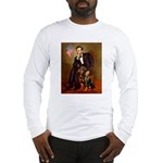 Lincoln's Rottweiler Long Sleeve T-Shirt
