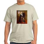 Lincoln's Rottweiler Light T-Shirt