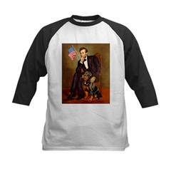 Lincoln's Rottweiler Tee