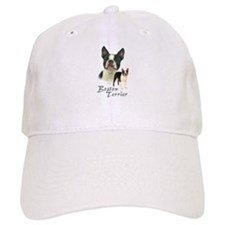 Boston Terrier-2 Baseball Cap