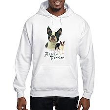 Boston Terrier-2 Hoodie