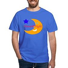 nurse@nighttransparentdarker T-Shirt