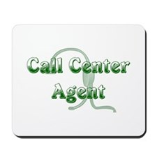 Call Center Agent Mousepad