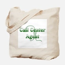 Call Center Agent Tote Bag