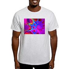 """""""Carnaval 2"""" Fractal Art T-Shirt"""