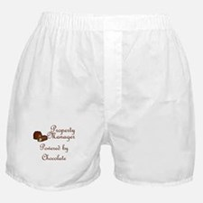 Property Manager Boxer Shorts