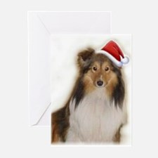 Sheltie Rescue Greeting Cards (Pk of 20)