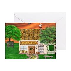 Bláthadóir (Florist) Greeting Cards (10)