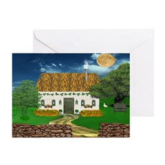 Storm Cottage Cards (Pk of 10)