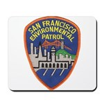 SF Environmental Patrol Mousepad