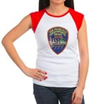 SF Environmental Patrol Women's Cap Sleeve T-Shirt