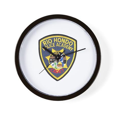 Rio Hondo Police Academy Wall Clock