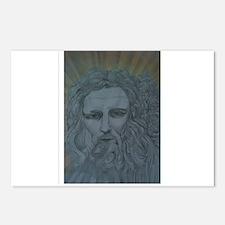 Zeus Postcards (Package of 8)