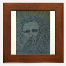 Zeus Framed Tile