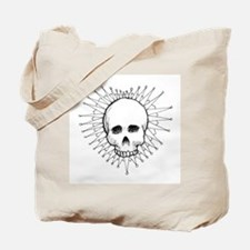 Skull Heart 1 Tote Bag