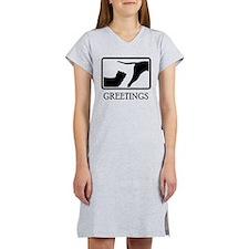 Skye Terrier Women's Nightshirt