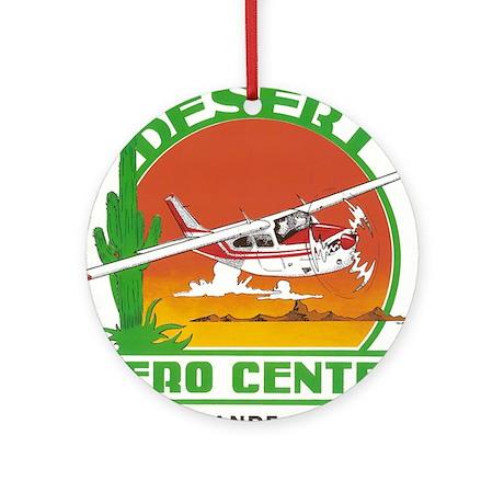 DESERT AERO II Ornament (Round)
