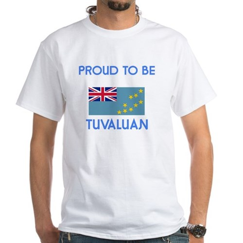 Proud to be Tuvaluan T-Shirt