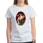 Angel #1/Rottweiler Women's T-Shirt