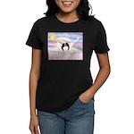 Japanese Chin Angel Women's Dark T-Shirt