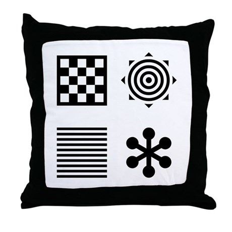 Baby Visual Stimulation Pillow
