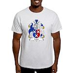 Lane Family Crest Light T-Shirt