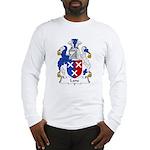 Lane Family Crest  Long Sleeve T-Shirt