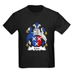 Lane Family Crest Kids Dark T-Shirt